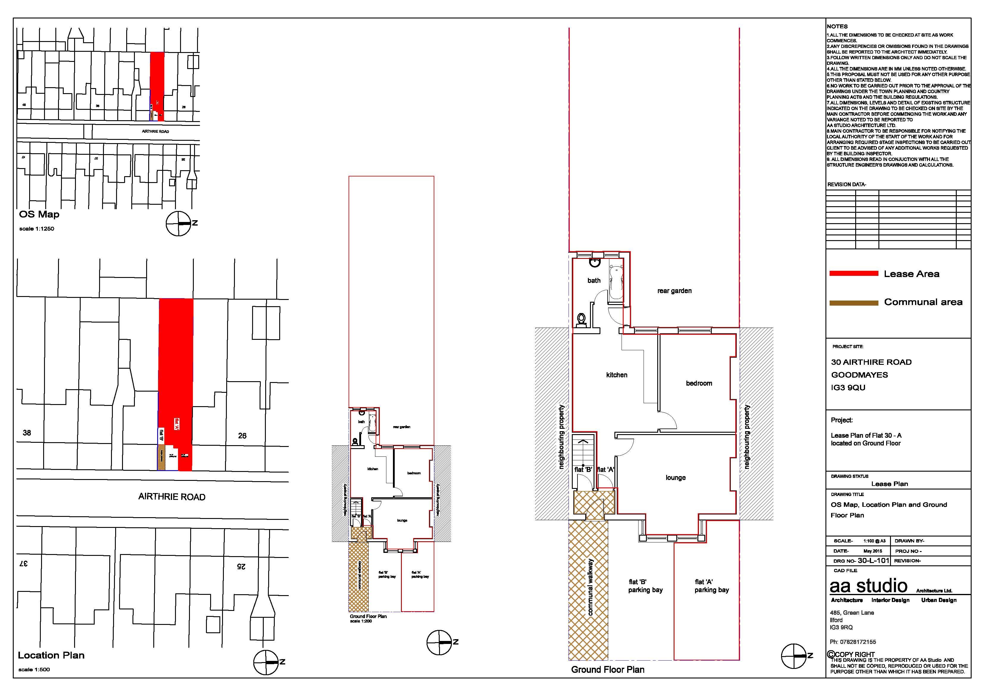 lease plan design lease plan drawing land registry. Black Bedroom Furniture Sets. Home Design Ideas