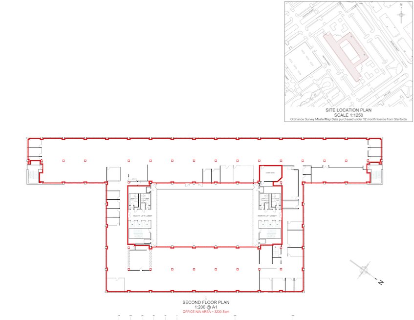 Camden Town Lease Plan