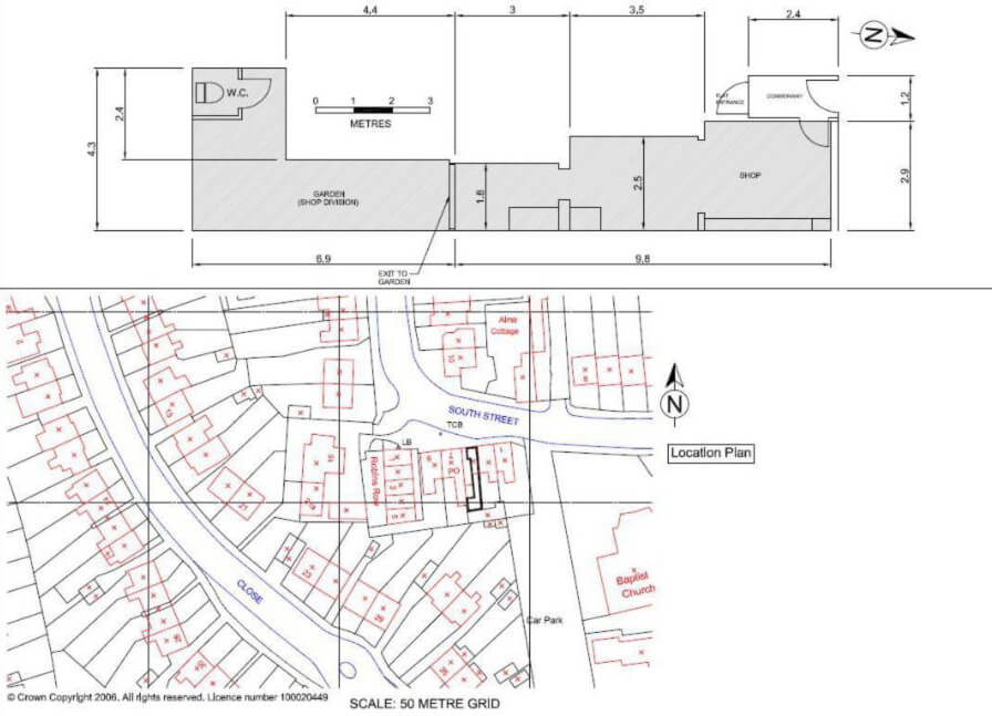 Commercial Lease Plan Camden Town