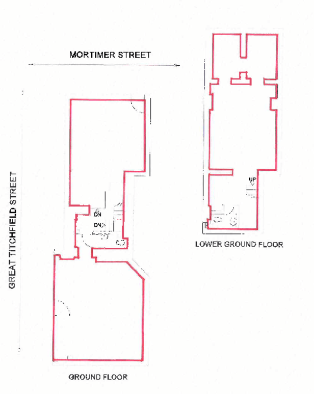 Commercial Lease Plan Holloway