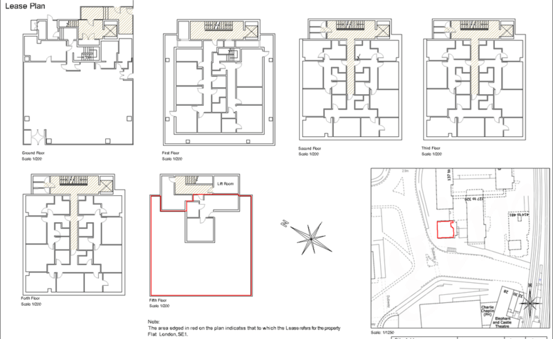 Commercial Lease Plan Kensington