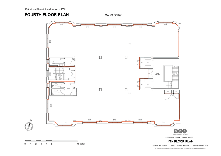 Commercial Lease Plan Stratford