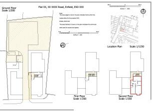Residential Lease Plan Camden Town