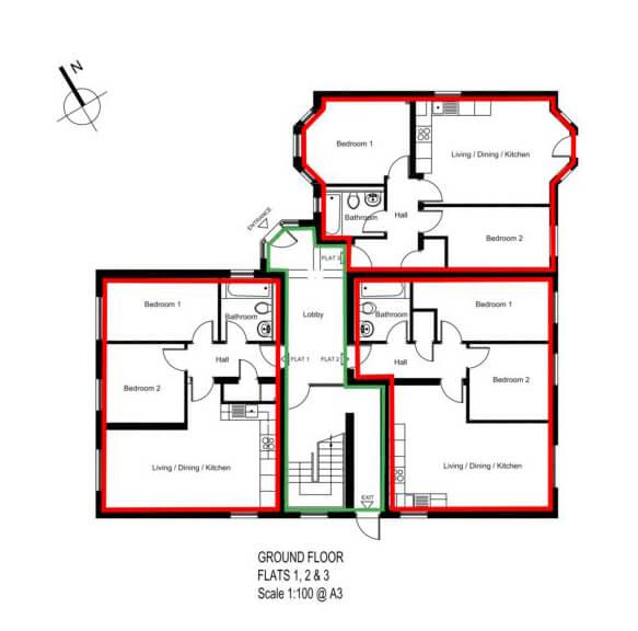 Residential Lease Plan London