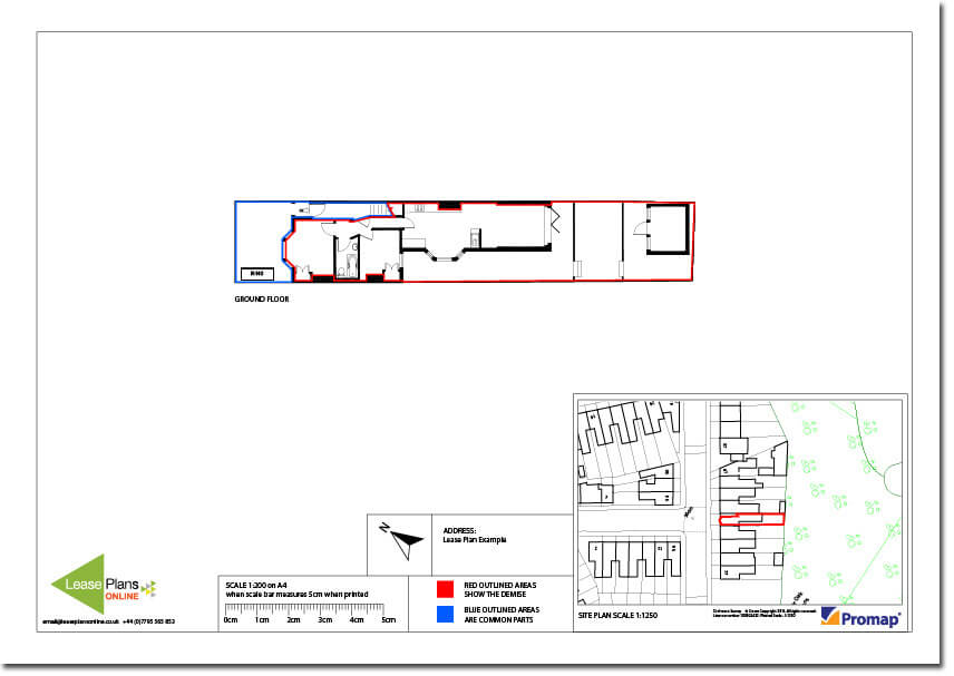 Residential Lease Plan Redbridge